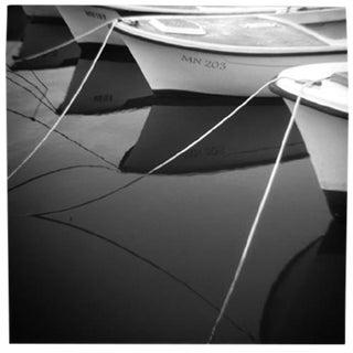 """Reflection"" Black & White Photograph"