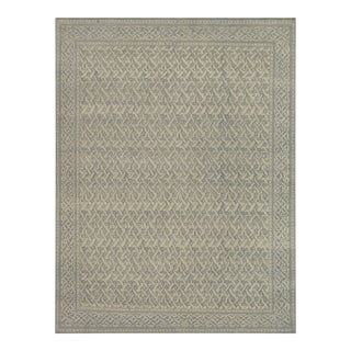 Mansour Modern Wool Rug - 6′2″ × 9′1″ For Sale