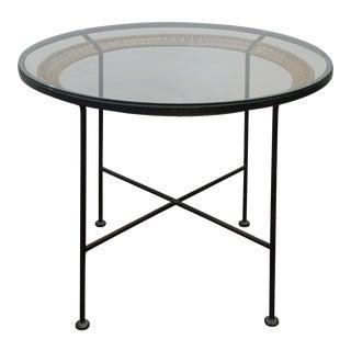 Mid-Century Modern Dining Table by Arthur Umanoff For Sale