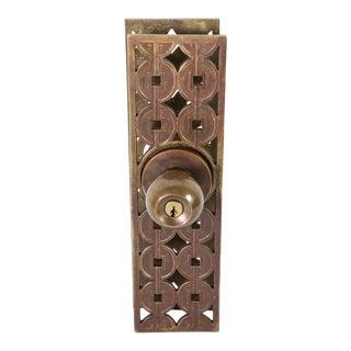 Mid-Century Exterior Door Set- 6 Pieces For Sale