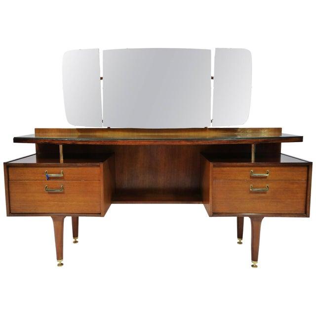 1960s G Plan English Mid Century Modern Vanity Dressing Table Chairish
