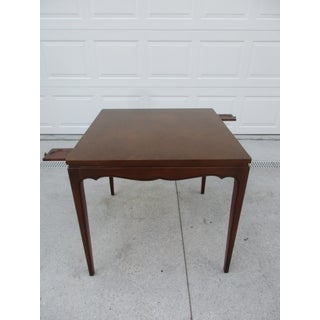 Mid-Century Modern Fine Arts Furniture Co. Game Table Preview