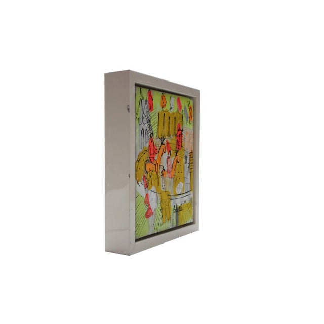 60s Charles Cobelle Signed Impressionist Painting - Image 2 of 4