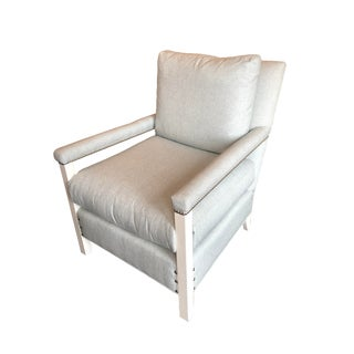 Modern C. R. Laine Liam Chair With Nailheads For Sale