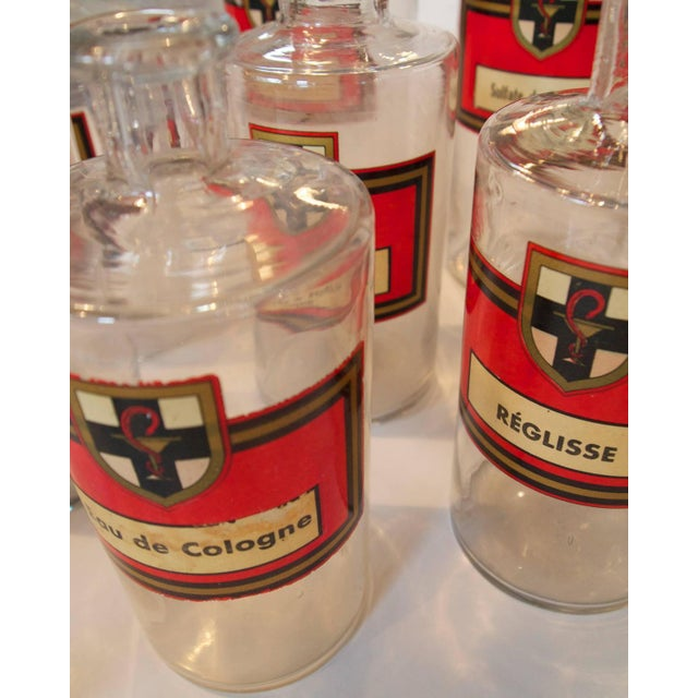 French Apothecary Jars - Set of 11 - Image 4 of 10