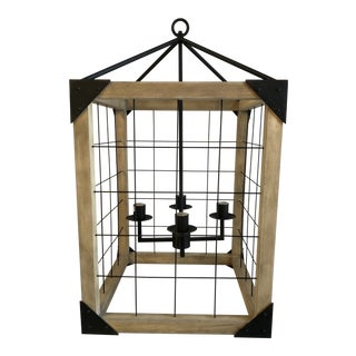Eufaula Lantern by Currey and Company For Sale