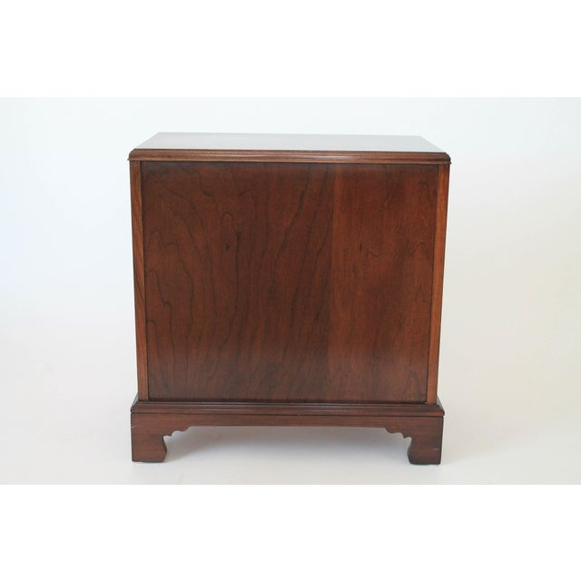 1970s Small Chest of Drawers by Ethan Allen For Sale - Image 5 of 11