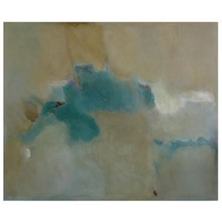 Abstract Painting Entitled 'Destiny' by Sally Chiu For Sale