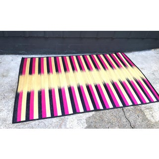 ABC Home Woven Bamboo Rug- 3′11″ × 6′6″ Preview