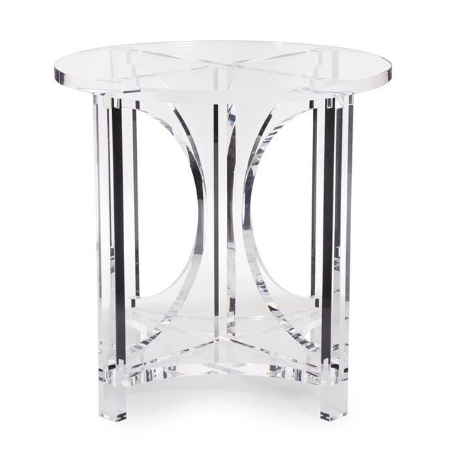 Kenneth Ludwig Chicago Kalar Side Table For Sale In Chicago - Image 6 of 6