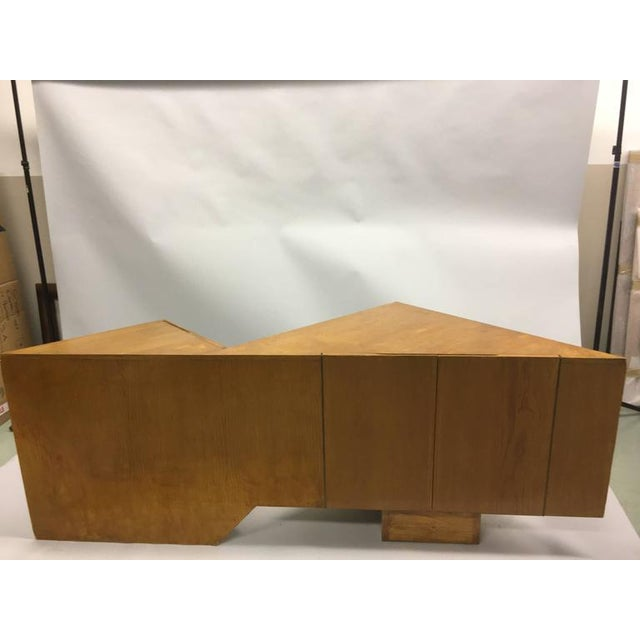 Avant-Garde French Modern Sideboard by Alain Marcoz, circa 1956 - Image 6 of 10