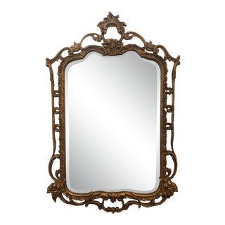 Italian Giltwood Frame Wall Mirror For Sale