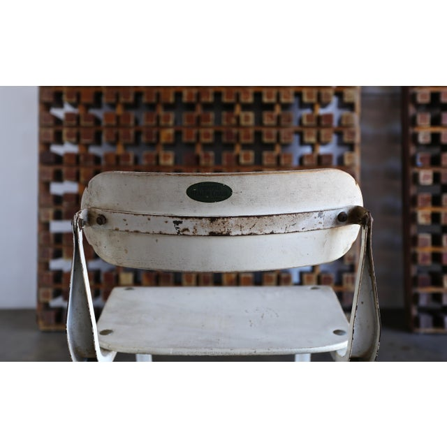 """1940s Herman H. Sperlich for Ironrite """"Health"""" Chair For Sale - Image 12 of 13"""