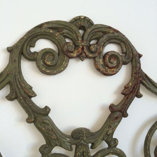 Wrought Iron Architectural Piece Preview