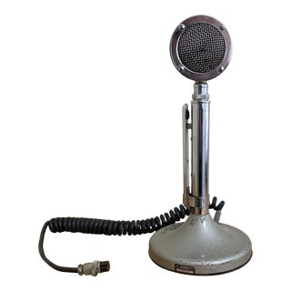 1950s Astatic Model D-104 Microphone For Sale
