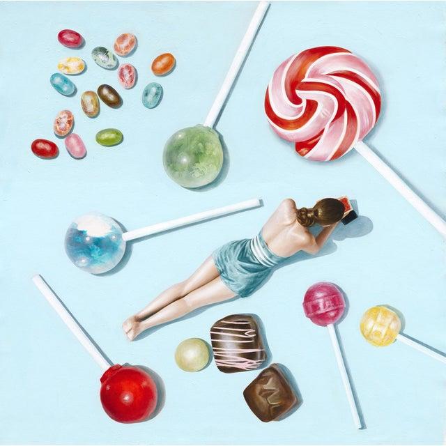 """""""Refined Elegance"""" Original Artwork by Elise Remender For Sale - Image 11 of 11"""