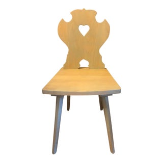 Vintage Cherry Handmade Chair