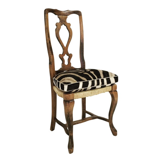 Provincial Side Chair - Image 1 of 8