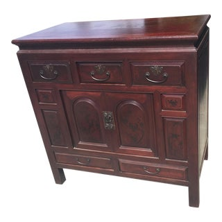19th Century Asian Chest Sideboard For Sale
