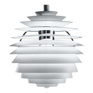 Poul Henningsen PH Louvre Suspension Lamp for Louis Poulsen For Sale