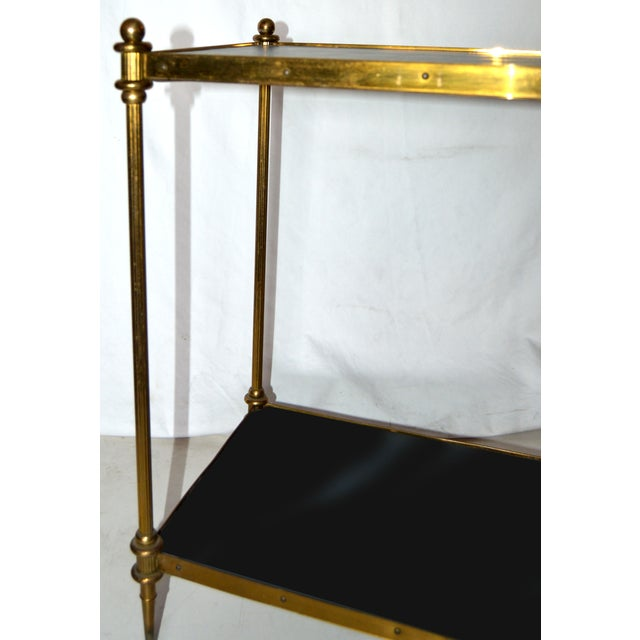 Vintage Maison Jansen Style Side Tables - A Pair - Image 3 of 7
