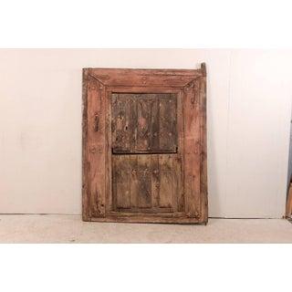 18th Century Spanish Wood and Iron Split-Door Preview