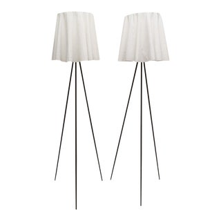"""Rosie Angelis"" Floor Lamps by Philippe Starck for Flos - a Pair For Sale"