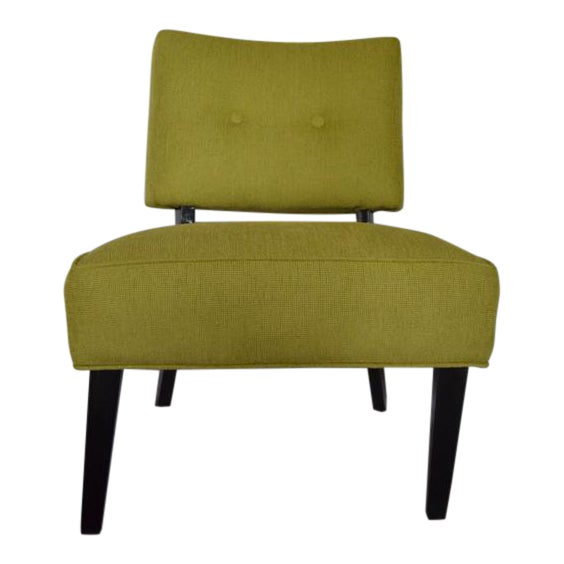 Billy Haines Style Mid-Century Accent Chair - Image 1 of 4