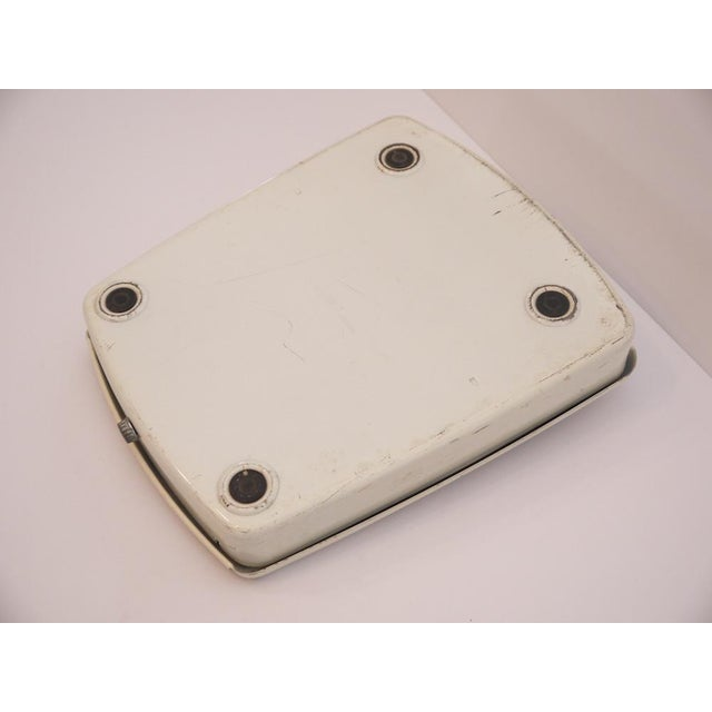 1950s Vintage Borg Bathroom Scale For Sale In Greenville, SC - Image 6 of 6