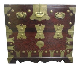 Image of Asian Antique Dressers and Chests of Drawers