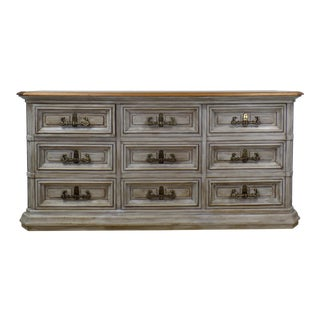 Gray Dresser, Modern Farmhouse Dresser, Industrial, Nursery, Tv Console, Bathroom Cabinet
