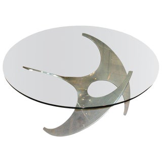 1970s Knut Hesterberg Propeller Table For Sale