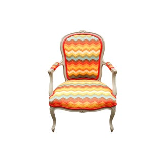 1940s Traditional French Lounge Chair Preview