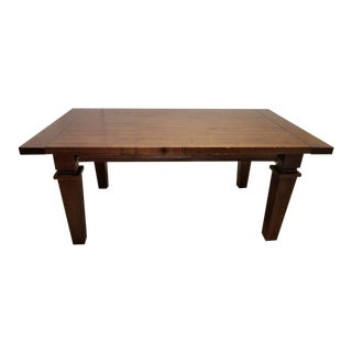 """Restoration Hardware """"Taylor"""" Extension Dining Table For Sale"""