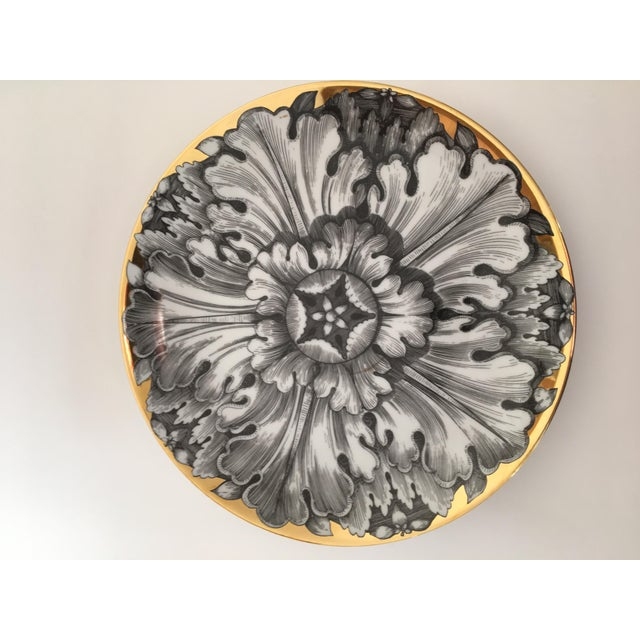Rosoni Series Fornasetti Plate - Image 2 of 3