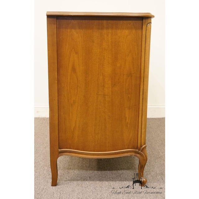 "20th Century Traditional Drexel Bordeaux Collection 54"" Double Dresser For Sale - Image 9 of 13"