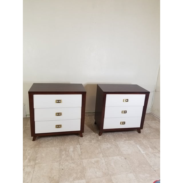 Pair of Modern Chest of Drawers For Sale - Image 13 of 13