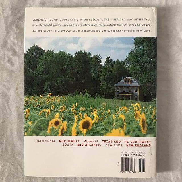 """Metropolitan Home American Style"" 1999 First Edition Design Book"