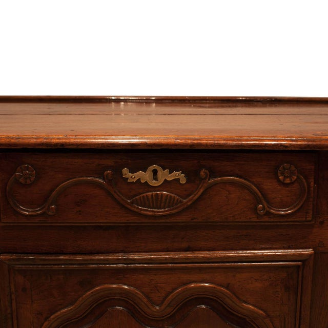 Early 19th Century Italian Louis XV Style Elm Enfilade For Sale - Image 5 of 6