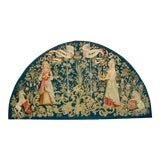 Image of C. 1800s The Lady and the Unicorn Tapestry For Sale