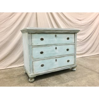 18th C French Painted Commode Dresser Preview