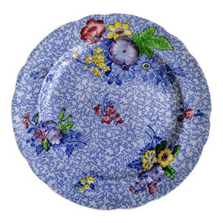 Copeland Spode Wildflowers Dinner Plate