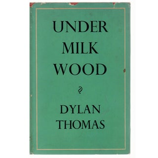 Under Milk Wood: A Play For Voices Book For Sale