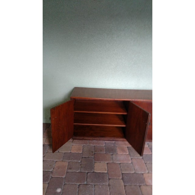 Founders Mid-Century Buffet Credenza - Image 5 of 6