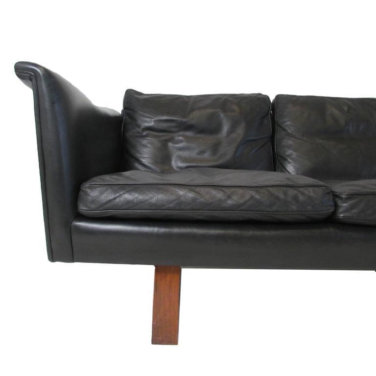 Danish Midcentury Sofa By Aarhuspol   Image 7 Of 10