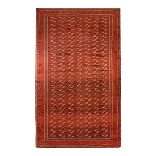 Early 20th Century Turkomen Rug For Sale