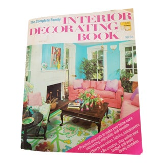 1981 Interior Design Book