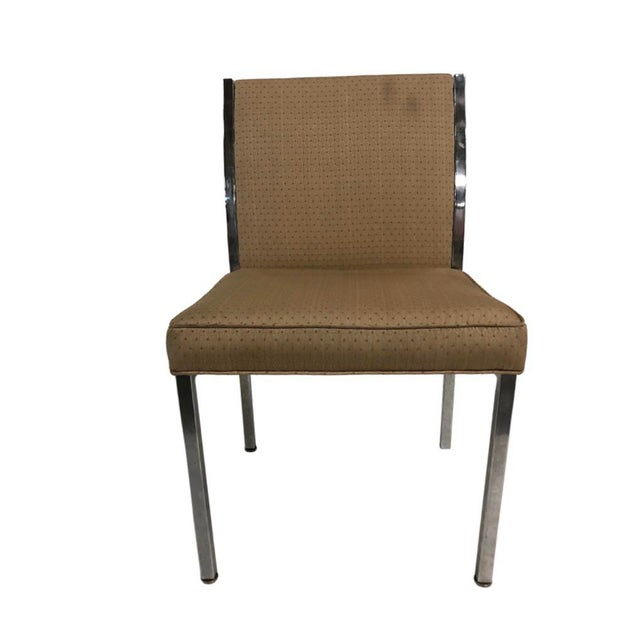 Mid-Century Modern 1970s Mid-Century Dining Chairs - Set of 6 For Sale - Image 3 of 5