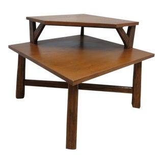 Brandt Ranch Oak End Table For Sale