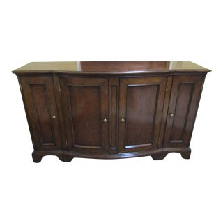 Traditional Century Furniture Sideboard Cabinet For Sale